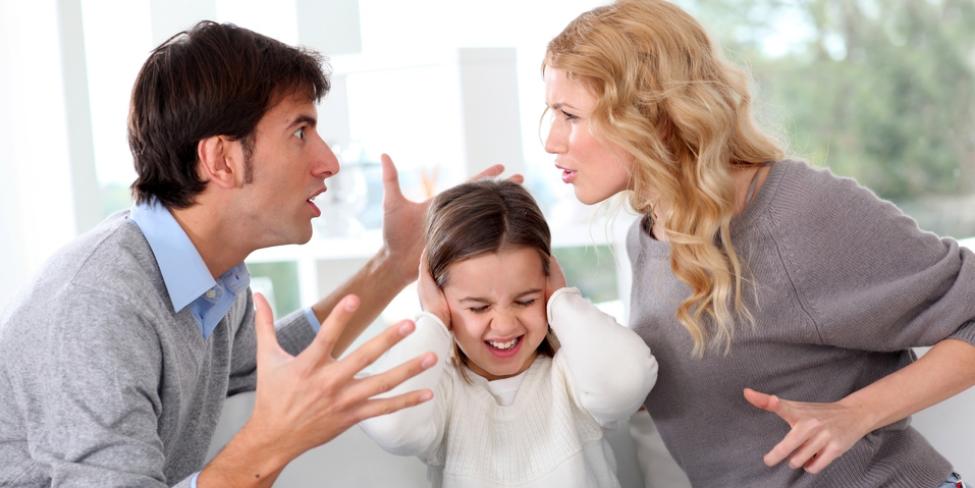 dispute famille